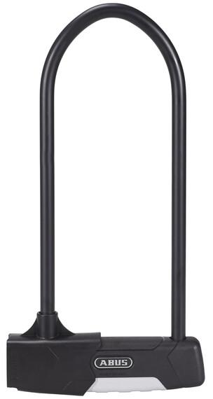 ABUS 470/300 Granit Plus slot + USH 470 houder zwart